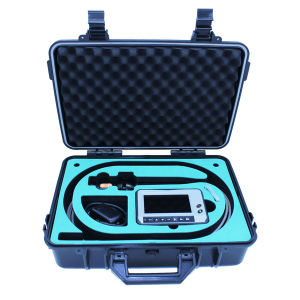 5.5mm Industry Video Endoscopy with 4-Way Articulation, 5.0′′ LCD, 3m Testing Cable pictures & photos