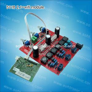 2.1 Tpa3116 Digital Amplifier Module (100W+50+50W) pictures & photos
