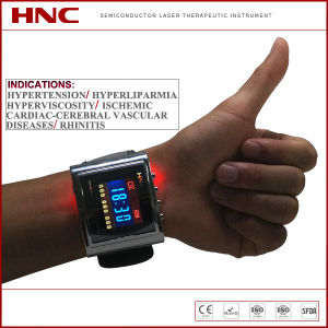 Wrist Infrared Laser Diode Hypertension Treatment Watch pictures & photos