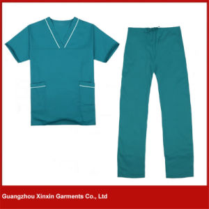 Good Quality Scrubs, Hospital Uniforms, Hospital Clothes Maker (H5) pictures & photos