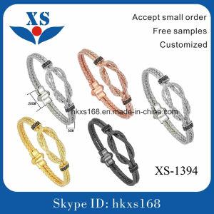 18k Gold Plated Wholesale Mens Bracelet