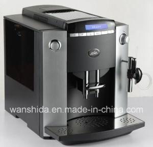China Made Coffee Machine Exibited in Canton Fair