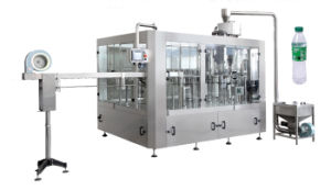 2000bph 4000bph Automatic Pure Drinking Pure Mineral Water Production Line pictures & photos