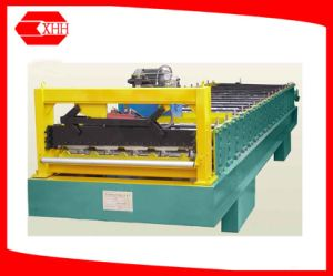 Metal Roofing Tile Sheet Roll Forming Machine (YX31-1020) pictures & photos
