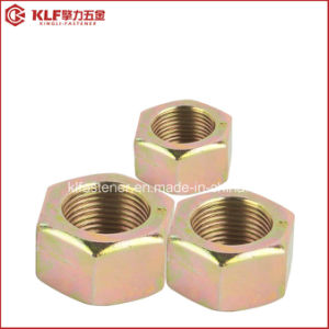ISO4032 Hex Nut Zp pictures & photos