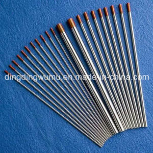 Zirconium Tungsten Electrode for TIG Welding pictures & photos