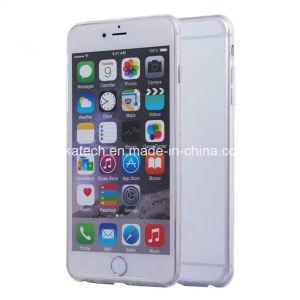 Super Slim Transparent TPU Case for iPhone 6 Plus pictures & photos