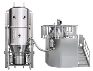 Wet Granulating and Dryer Line Equipment