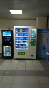 Small Coffee Vending Machine Zg-Cl402 (22HP) pictures & photos