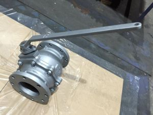 10k Cast Iron Ball Valve 10k pictures & photos