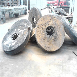 Gold Ore Grinding Wet Pan Mill with Good Price pictures & photos