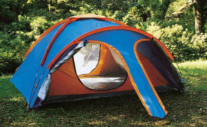 Camping Family Tent for 4-5 Persons pictures & photos