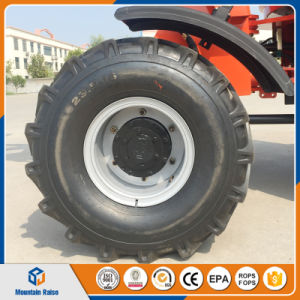 Hot Sale 1500kg Hydraulic Mini Loader / Farm Loader / Wheel Loader with Price pictures & photos