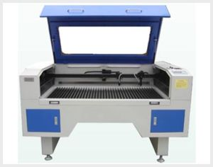 Double-Head Movable Laser Cutting Machine (1280dD) pictures & photos