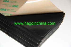 Custom Self Stick EPDM Rubber Pad pictures & photos