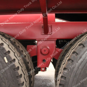 Best-Sellng Silo Tanker Trailer Bulk Cement Trailer with Tri-Axle for Sale pictures & photos