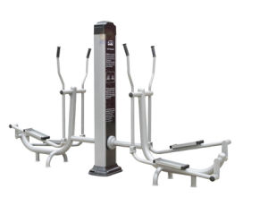Professioal Outdoor Fitness Equipment Elliptical Trainer pictures & photos