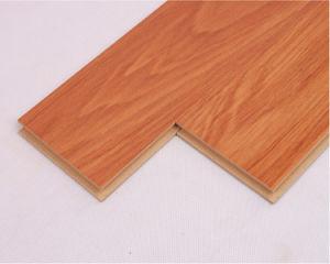 China Wood Water Resistant Laminate Flooring China Hdf