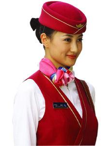 Fashion Design Airlines Uniform for Stewardesses pictures & photos