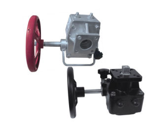 Handwheel Box (gearbox) for Valve