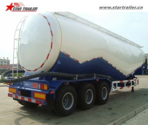 30-35ton Bulk Cement Tanker Cement Carrier Truck Trailer pictures & photos