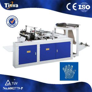 Full Automatic Plastic Disposable PE Glove Making Machine pictures & photos