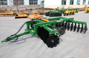 Best Price Tube-Cup Pipe Disc Harrow with Low Price pictures & photos