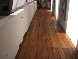 Outdoor Floor Tiles Teak Wood Decking pictures & photos