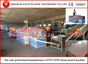 PVC Skinning Foam Board Extrusion Machine pictures & photos