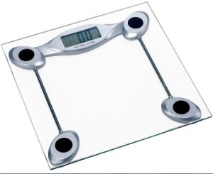 Hotel Scale Weighing Scale with Transparents Glass (PB808) pictures & photos