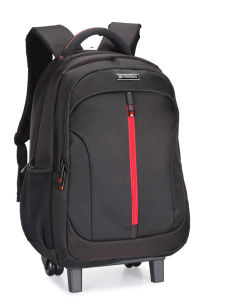 Rolling Laptop Backpack Bag pictures & photos