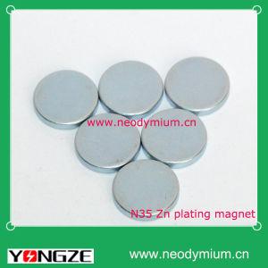 N35 Zn Plating Magnet