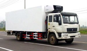 Sinotruk Rhd 16ton Refrigerated Truck pictures & photos