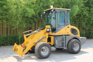 Zl10 Small Wheel Loader with 33X15.5-16.5 Tire for Sale pictures & photos