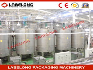 High Quality Beverage Juice Water Treatment System/RO System pictures & photos
