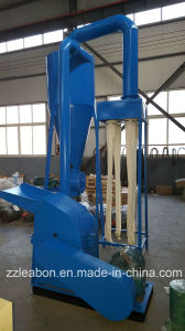 Rice Husk/Wood Sawdust Grinding with Cyclone Hammer Mill Machine pictures & photos