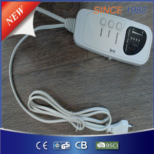 Cozy Fleece Electric Heated Mattress with Computer Adjustable Controller pictures & photos