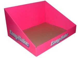 Corrugated Cardboard Pop Counter Top Display Box pictures & photos