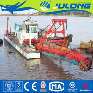 Cutter Suction Sand Dredger with Dredge Pump pictures & photos