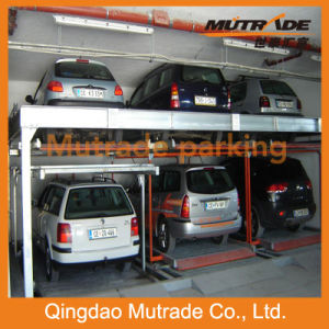Automated Mutrade Hydraulic Puzzle Parking System (BDP) pictures & photos