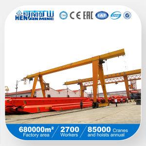 Material Handling Lift Door Crane Gantry Crane for Sale pictures & photos