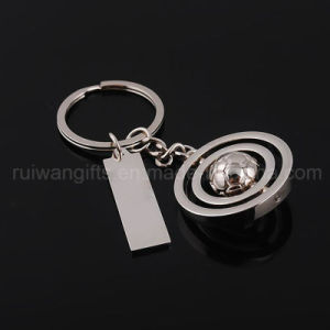 Wholesale Football Metal Keyring (MKC117) pictures & photos