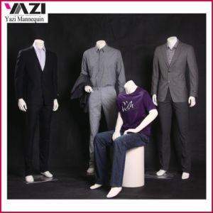 Shirts Display Faceless Male Dummy Mannequin for Sale pictures & photos