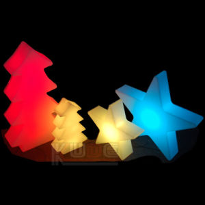 Colorful LED Star LED Trees for Christmas Xmas LED Decoration pictures & photos