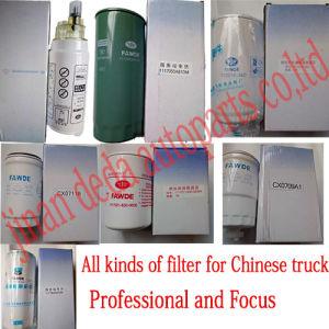 FAW Filter, 1117050A81dm, Pl420, 1012010-36D, 1117011-630-0000W, 1117060-29d, 1117050-29d pictures & photos