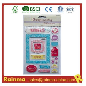Paper 3D Sticker for Scrapbooking DIY Kids pictures & photos