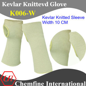 10 Cm Width Kevlar Knitted Sleeve pictures & photos