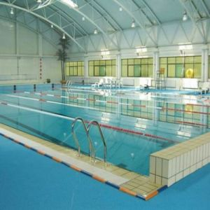Anti-Slip Commercial/Sports PVC Flooring pictures & photos
