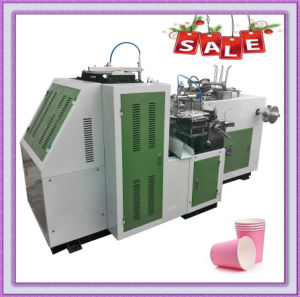Paper Cup Sealing Machine