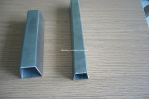Stainless Steel Trapezoid Tube